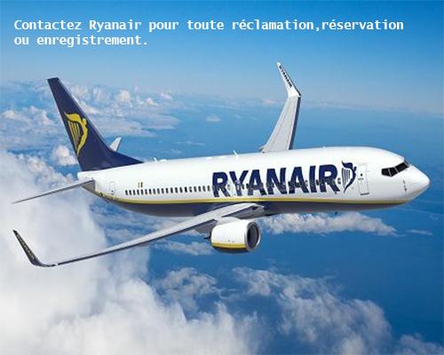 joindre le service client de Ryanair