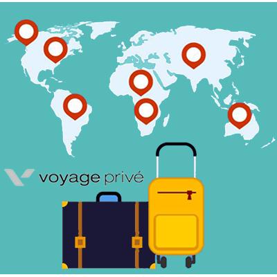 communiquer avec le service client de voyage prive