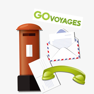 envoyer des lettre au comparateur de vol govoyage