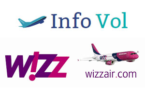 Wizzair enregistrement et embarquement
