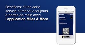 application mobile Miles and more