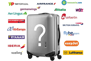 les dimensions du bagage cabine selon les compagnies aériennes