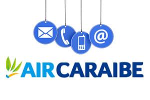 Contacter par téléphone Air Caraïbes
