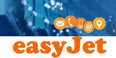 Contact service client easyjet