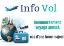 rembourser voyage annule ou modifie