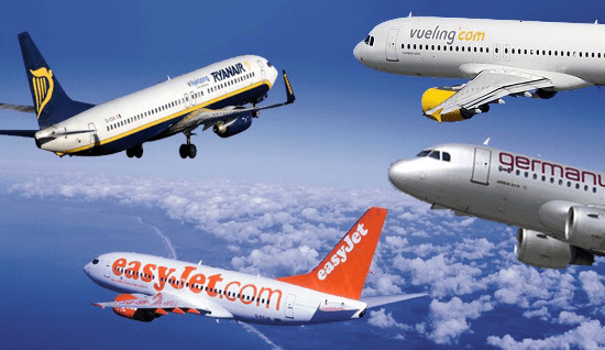 compagnie low cost en france