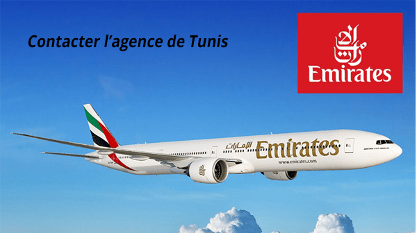 Contacter Emirates Tunisie