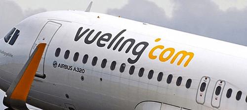 vueling airlines espagnole