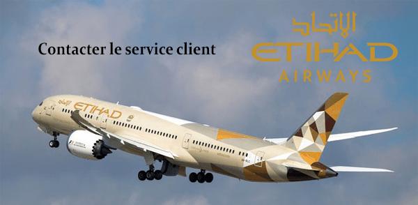 Etihad airways contact