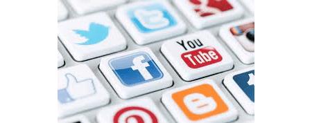 Joindre le service client sur les réseaux sociaux