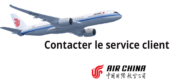 Contacter le service client Air China