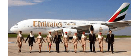 Service d'assistance Emirates France
