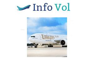 Emirates enregistrement en ligne