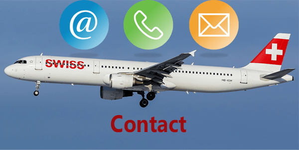 SWISS INTERNATIONAL AIRLINES CONTACT
