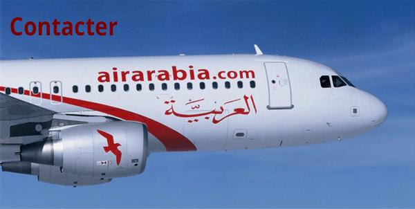Air arabia contact