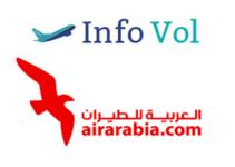 Air Arabia réservation