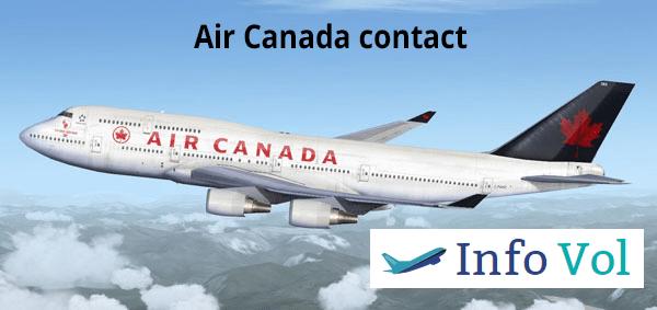 air canada france : service à la clientèle