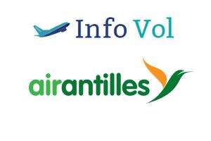 Air Antilles contact