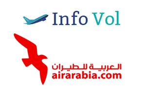 Le service client Air Arabia contact