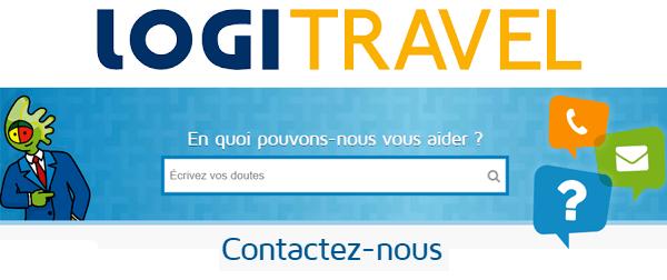 Contacter le service client logitravel