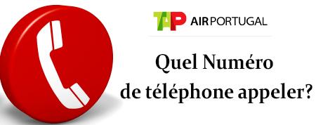 Joindre Tap Portugal par téléphone