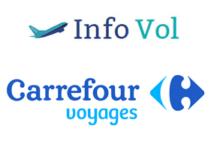 Carrefour voyages service client contact