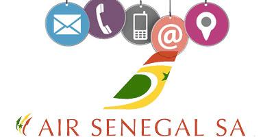 Contact service client Air senegal