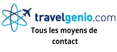 Contacter le service client Travelgenio voyageur