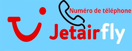 Jetairfly numéro de contact