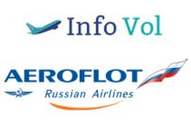 Contacter le service client Aeroflot France
