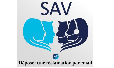 Joindre le SAV Air Austral par email