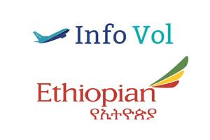 Contacter Ethiopian Airlines par téléphone, mail et adresse