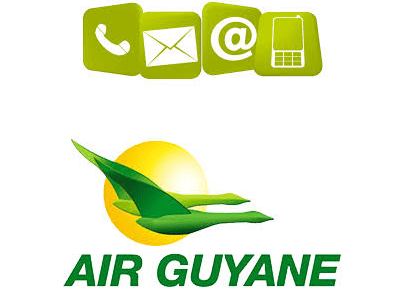 Contact service client Air Guyane