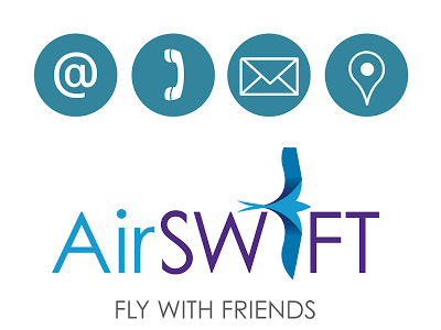 Contact service client Air Swift