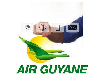 Joindre Air Guyane par téléphone