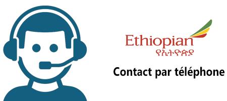 Contacter Ethiopian Airlines par téléphone