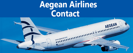 Comment contacter Aegean Airlines?
