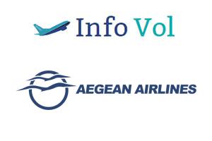Aegean Airlines: Contact et réservation en ligne, par téléphone et email