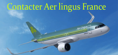 Aer Lingus France contact