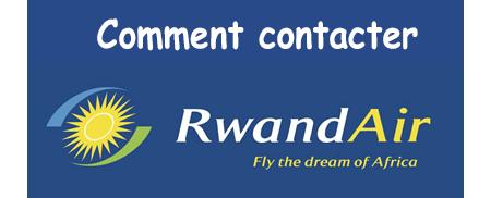 Contacter RwandAir express service client