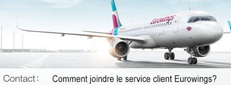 Eurowings contact
