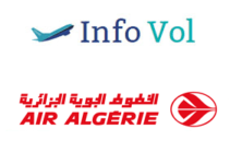 Contacter Air Algérie par téléphone, mail et adresse