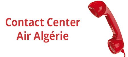 Air Algérie numéro de téléphone