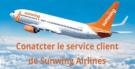 Comment joindre le service à la clientèle Senwing Airlines?