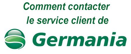 Comment joindre le service client de la compagnie aérienne Germania?