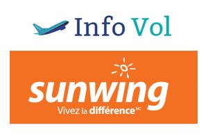 Sunwing Airlines contact par téléphone, mail et adresse