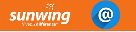 Contacter Sunwing Airlines en ligne