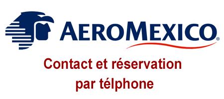 Appeler Aeromexico par téléphone
