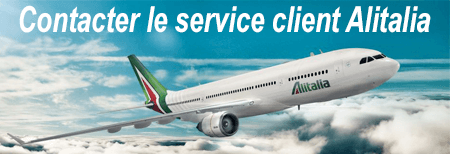 Alitalia service client contact