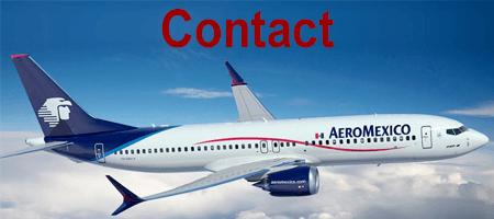 Contacter le service client Aeromexico